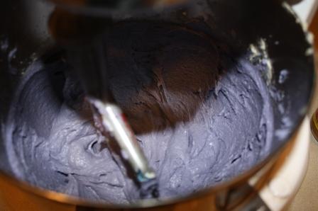 Purple Cookie Dough